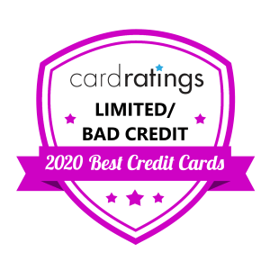 Best credit cards for bad/limited credit